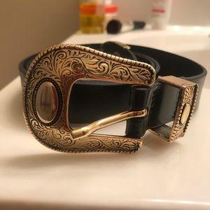 Zara black belt